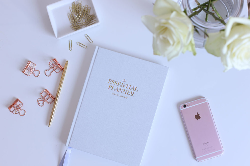 BUY THE ESSENTIAL PLANNER HERE