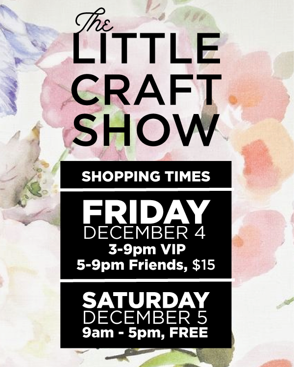 The Little Craft Show