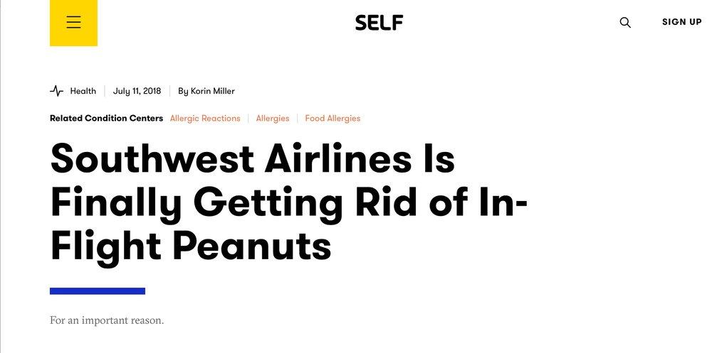 Soutwest Airlines finally rid of peanuts JUL18.jpeg