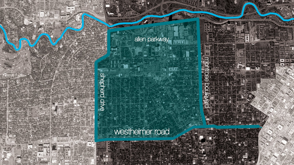 "the gondola system in phase 04 creates a loop within montrose and births a new ""super neighborhood"""