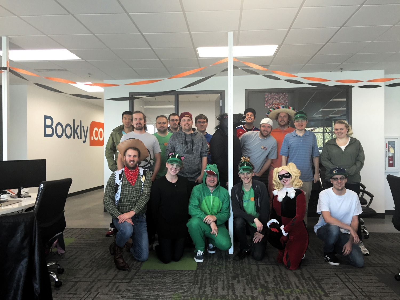 Happy Halloween From Bookly! — Blog Hub