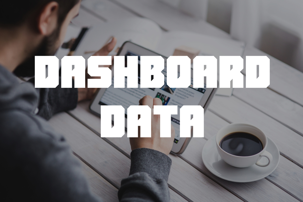 dashboard data
