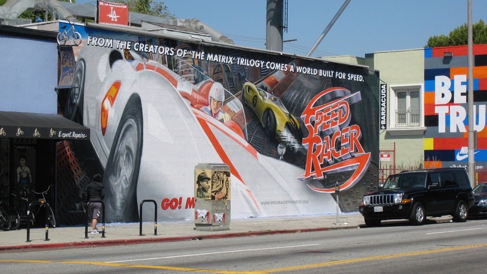 Hand Painted Speed Racer Melrose Ave Los Angeles-3.jpg