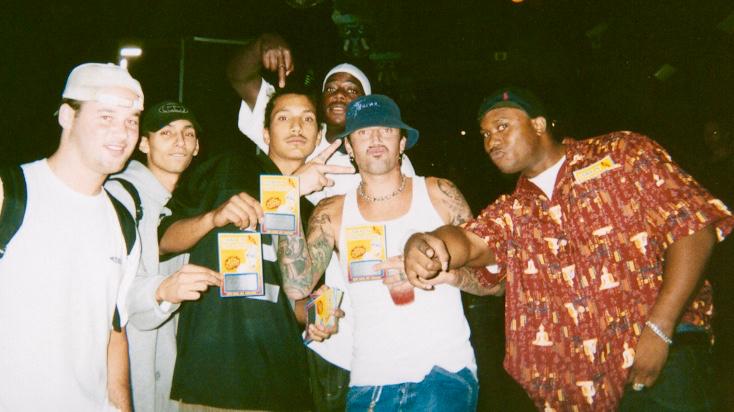 Brand Ambassadors and Street Teams - Tommy Lee
