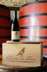 The Domaine Perdrix Echezeaux Grand Cru (Pinot Noir) was one of my favorites...