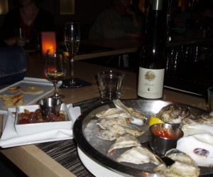 oysters and Kerner