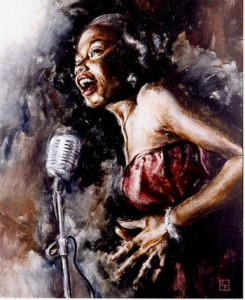 Image (Sarah Vaughan) from: http://www.121musicblog.com/chroniques/sarah-vaughan-biography.html