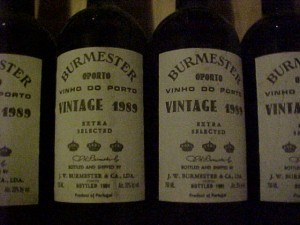 Old School Goodness: Burmester 89 Port