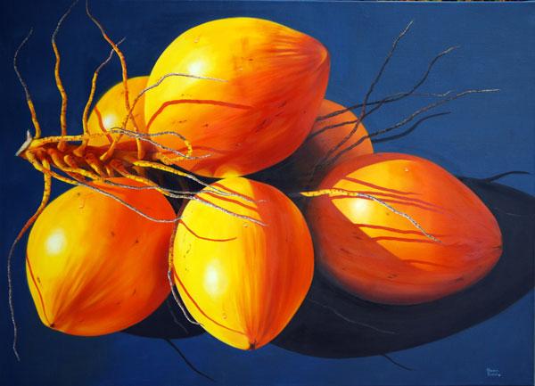 Golden Coconuts