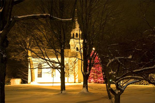Old School Baptist Meeting House   Warwick, NY