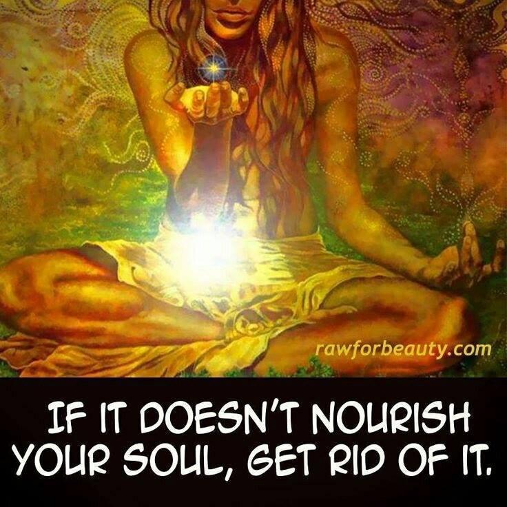 nourish the soul