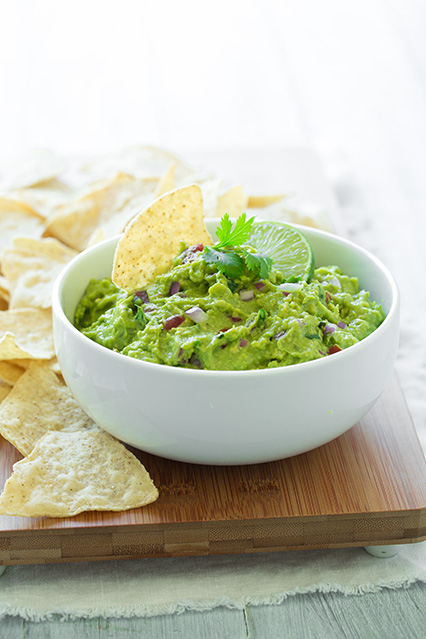 guacamole - photo credit cooking classy.com