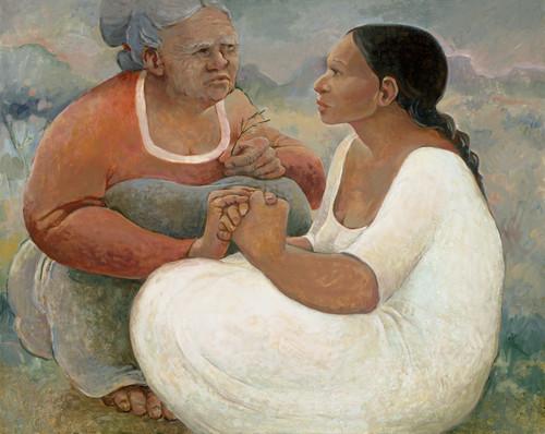 Sandra Bierman's The Wise Woman