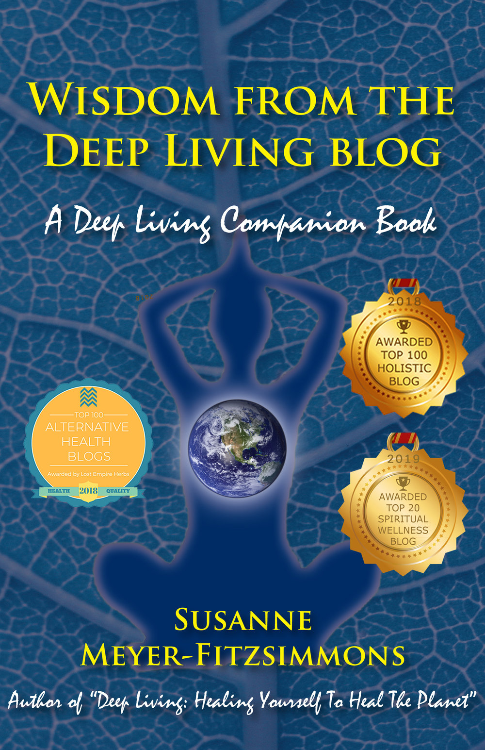 Savoring life, musings on food and how to grow it sustainably, reflections on the present cultural transformation, deep and meaningful living, spiritual meanderings, thoughts on health and wellness, answers on how we can heal our planet - Wisdom from the Deep Living Blog is an uplifting collection of the best inspirational blog posts from almost six years of blogging on deep living, and a companion book to Deep Living: Healing Yourself To Heal The Planet. -