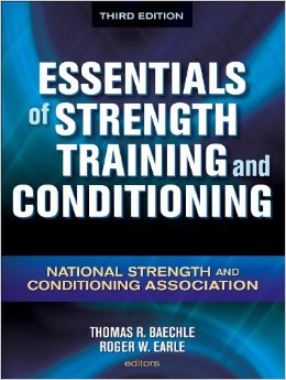 http://www.amazon.com/Essentials-Strength-Training-Conditioning-Edition/dp/0736058036