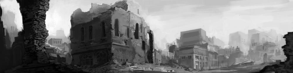 Final Ruin Scene Completion