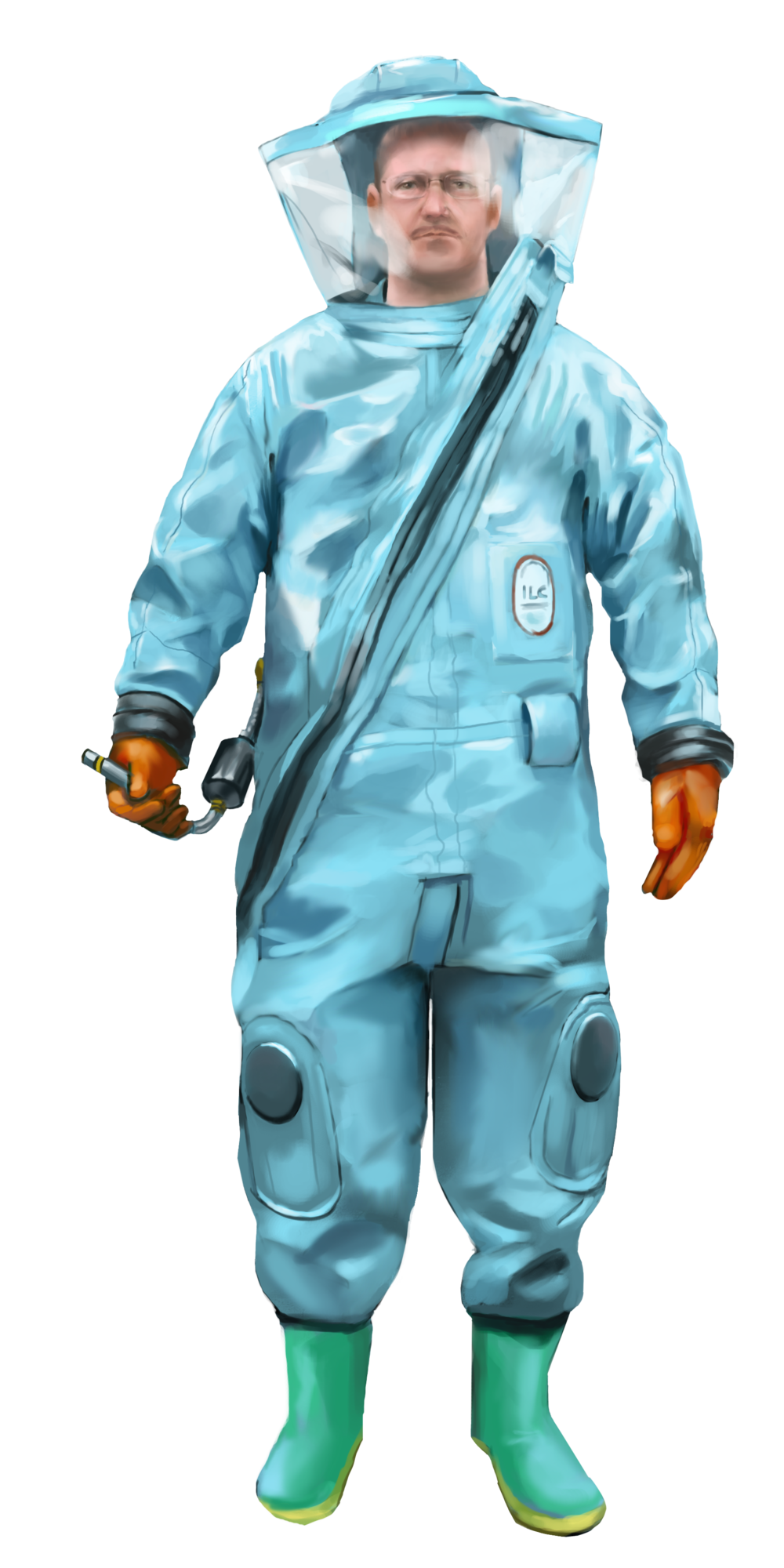 Biolevel Safety Suit