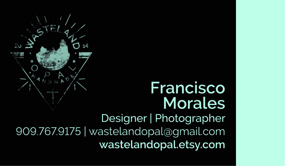 Sample Business Card Design