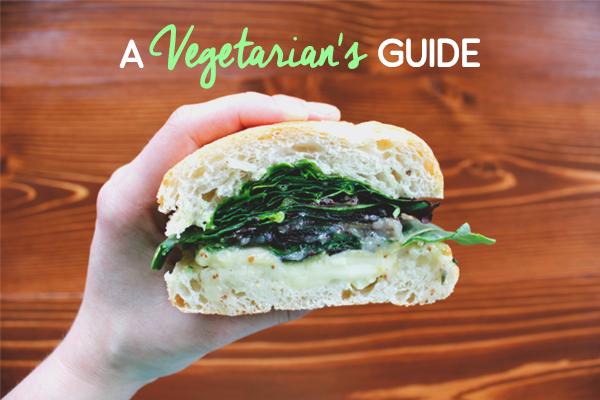 Vegetarian's Guide