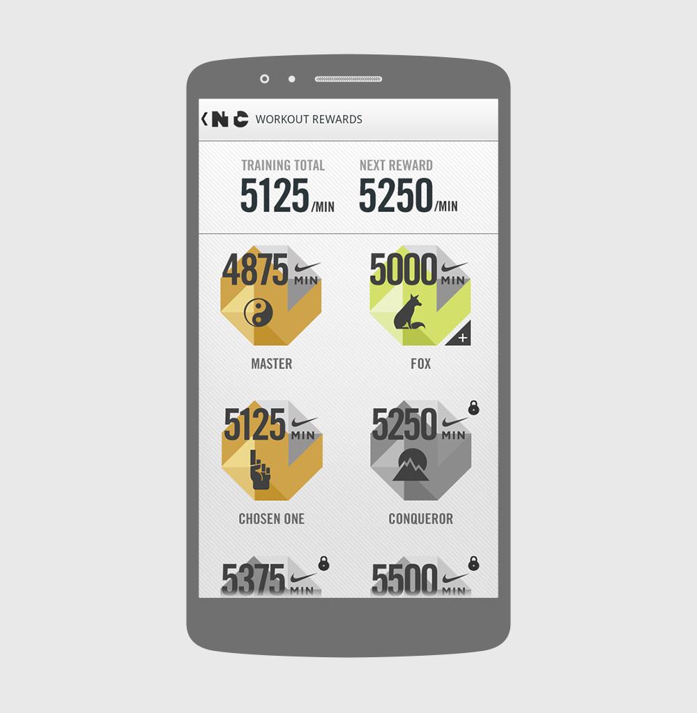 Приложение nike андроид на training club