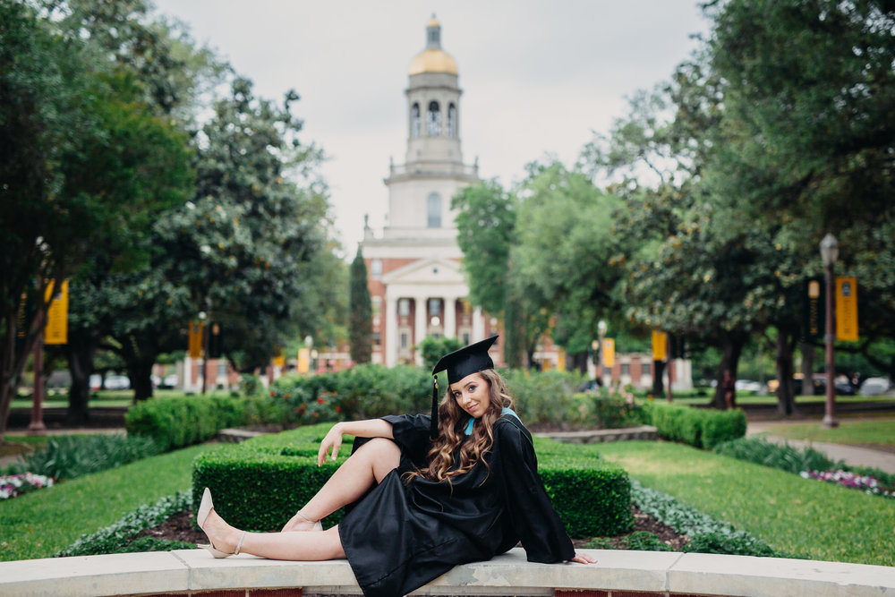 I have my Masters Degree from Baylor University. Sic 'em Bears!