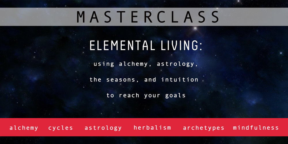 Masterclass Begins July 11, 2018