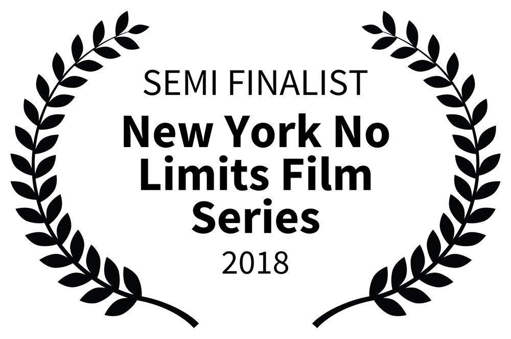 SEMI FINALIST - New York No Limits Film Series - 2018.jpg