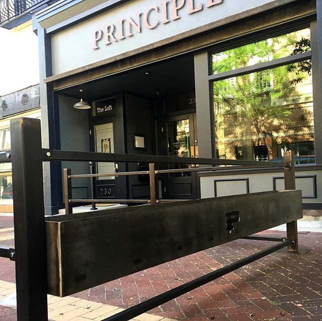 The fantastic weather this Memorial Day weekend has us REALLY looking forward to our new outdoor seating area. There's nothing better than enjoying a Michigan summer with a #craftcocktail in hand.  #Kalamazoo #downtownkalamazoo #outdooreating #outdoorseating #steel #vintage #drinklocal #eatlocal #farmtotable #cocktails #michigansummer #michigan