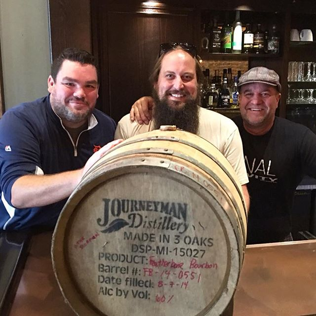 We're so excited for an upcoming collaboration with @finalgravitybrewingcompany !!! #craftcocktails #kalamazoomall #onlydowntownkalamazoo #happyhour #drinklocal #localsupportinglocal #drinkbeer #thattheseguysmade #fromabarrel