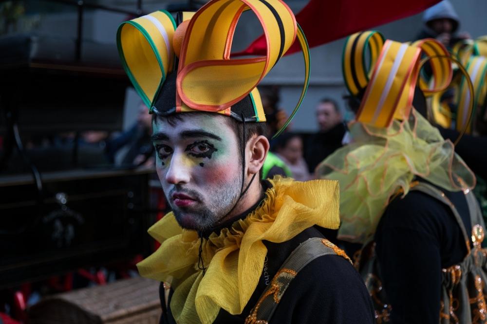 Carnival 2016 in Barcelona