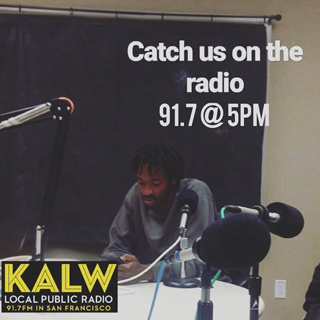 We're talking with KALW about #SightsandSounds this evening at 5pm. See previous post for details regarding Sunday's AMAZING show. #TuneIn! #KALW + #OFT3