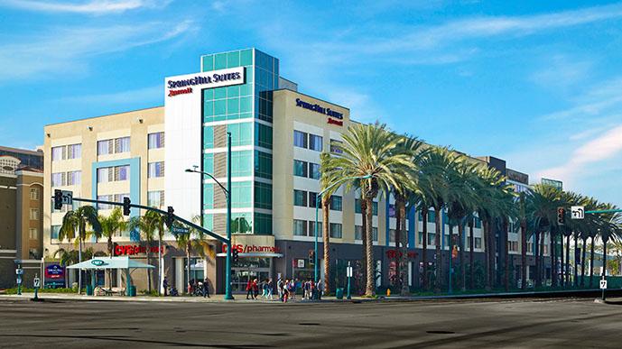 Spring Hill Suites, Anaheim