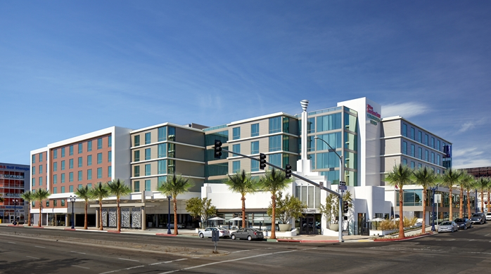 Hilton Garden Inn Bayside, San Diego