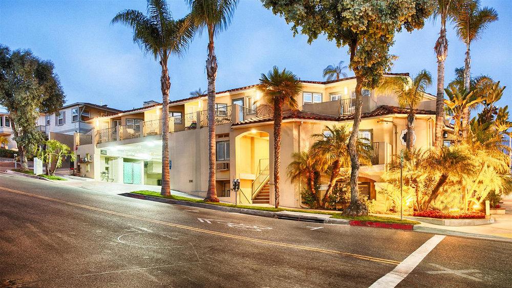 Laguna Brisas Hotel, Laguna Beach