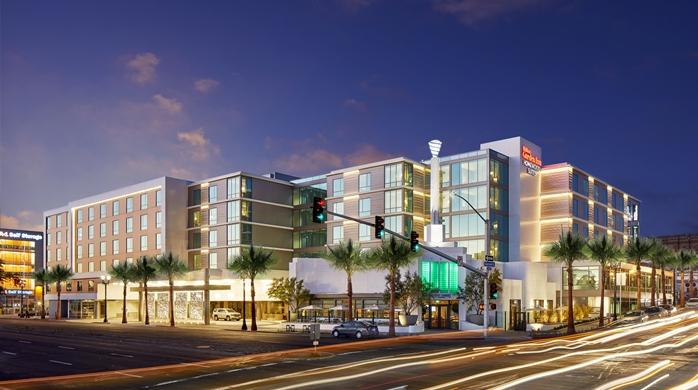 Homewood Suites Bayside, San Diego