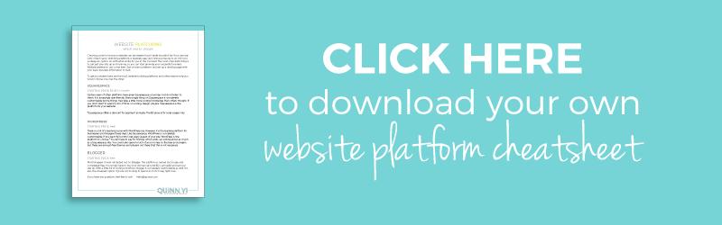 website-building-platform
