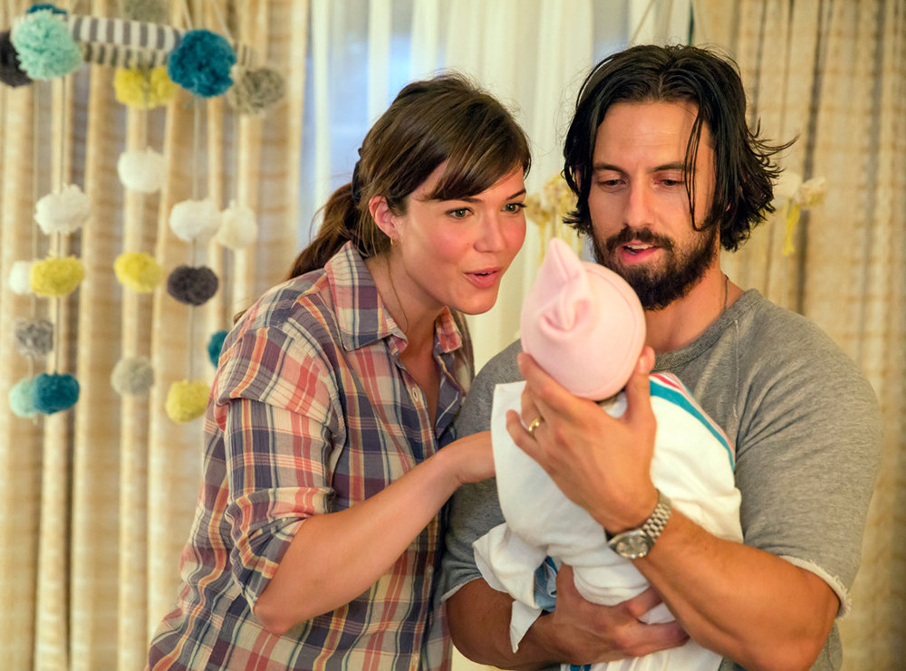 THis is Us // Starring my #1 Gilmore Crush Jess aka MIlo Ventimiglia
