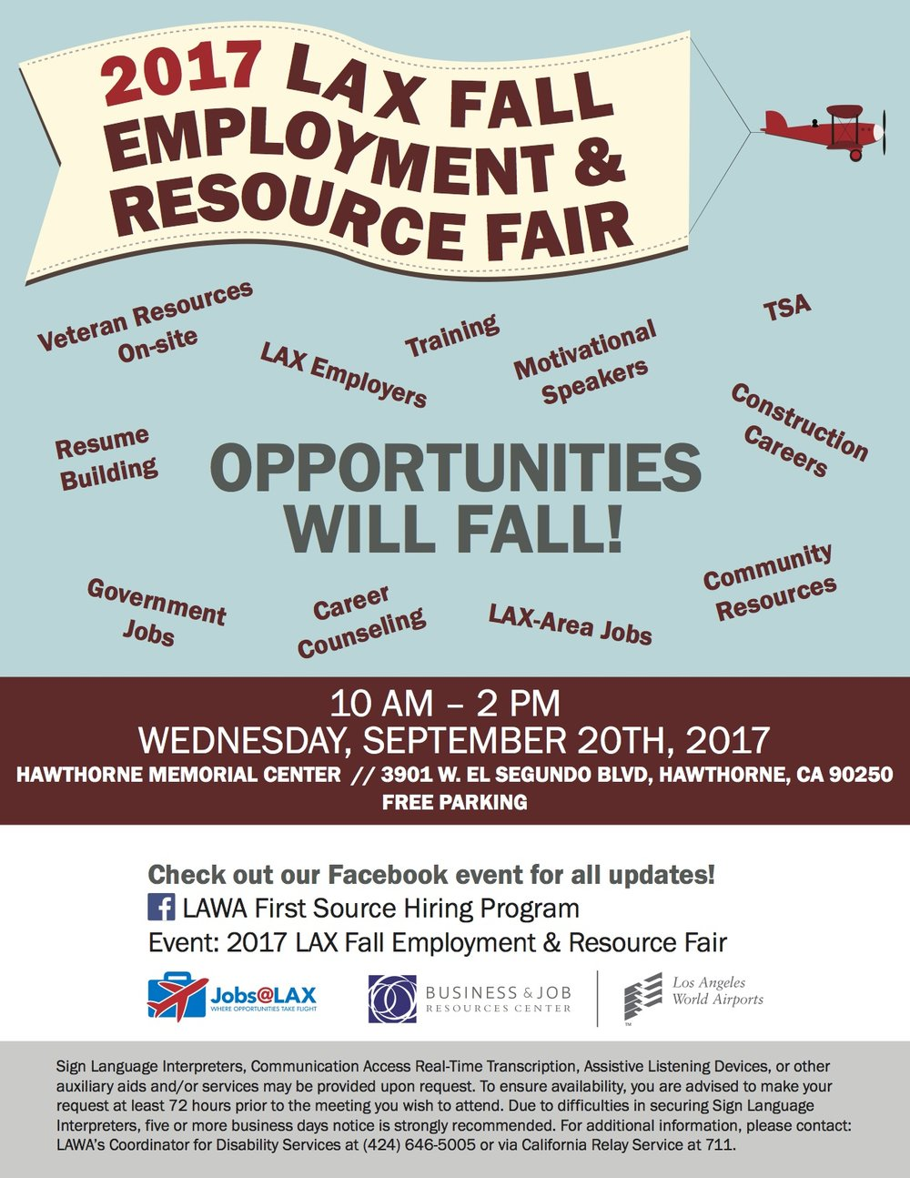 LAWA Flyer (Fall Employment Fair).jpg