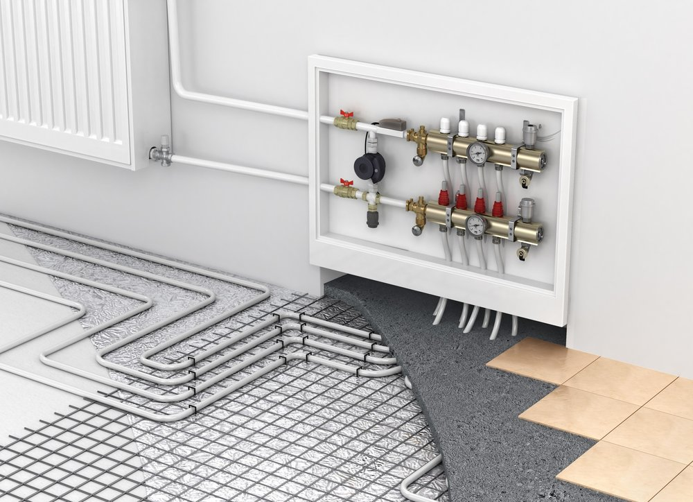 Underfloor Heating 1