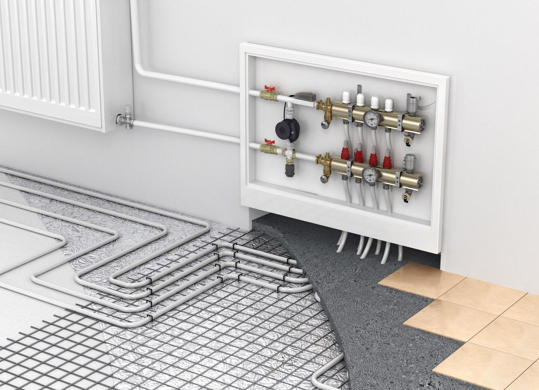Underfloor Heating Edinburgh West Lothian Hometech Heating