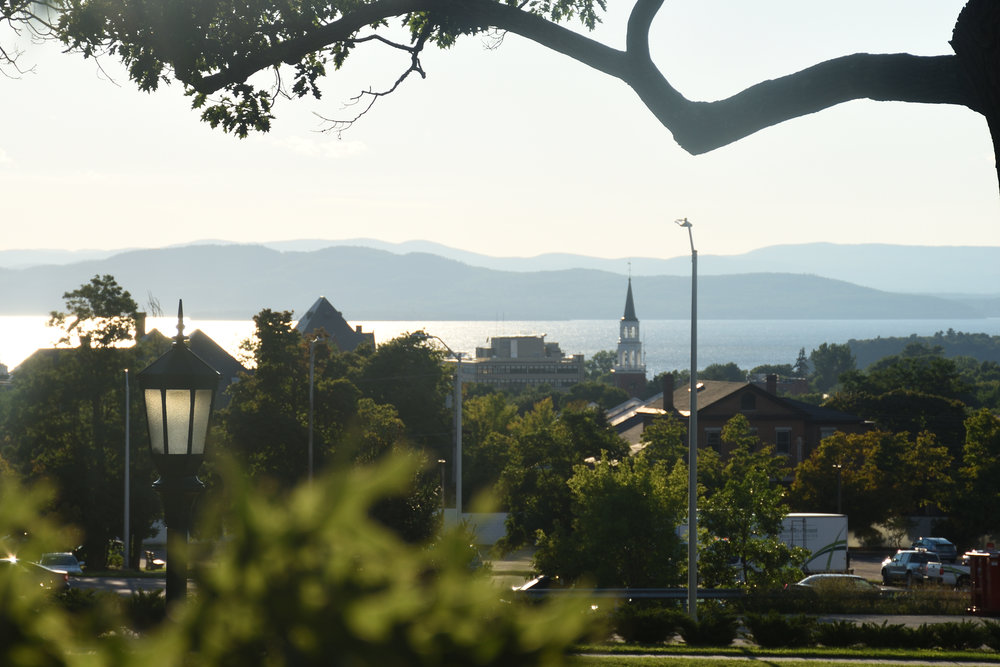 View over Burlington 2016