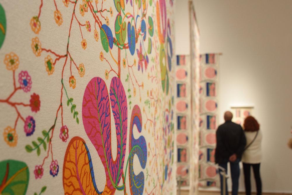 Josef Franks exhibition, Millesgården, 2016