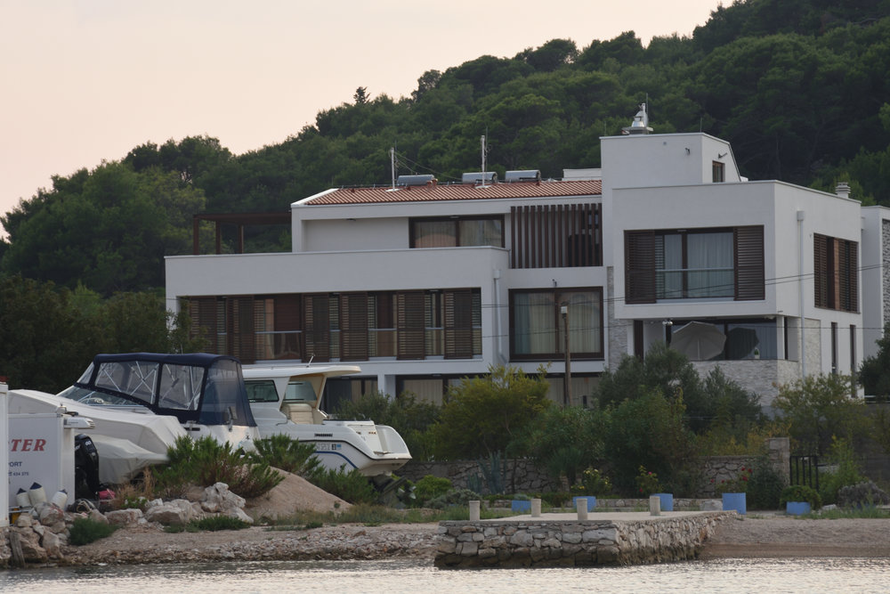 Our house, Murter, Croatia 2016