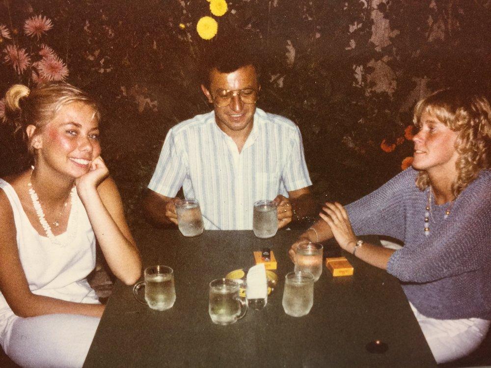 Oppolzer, Grinzing, Vienna 1983