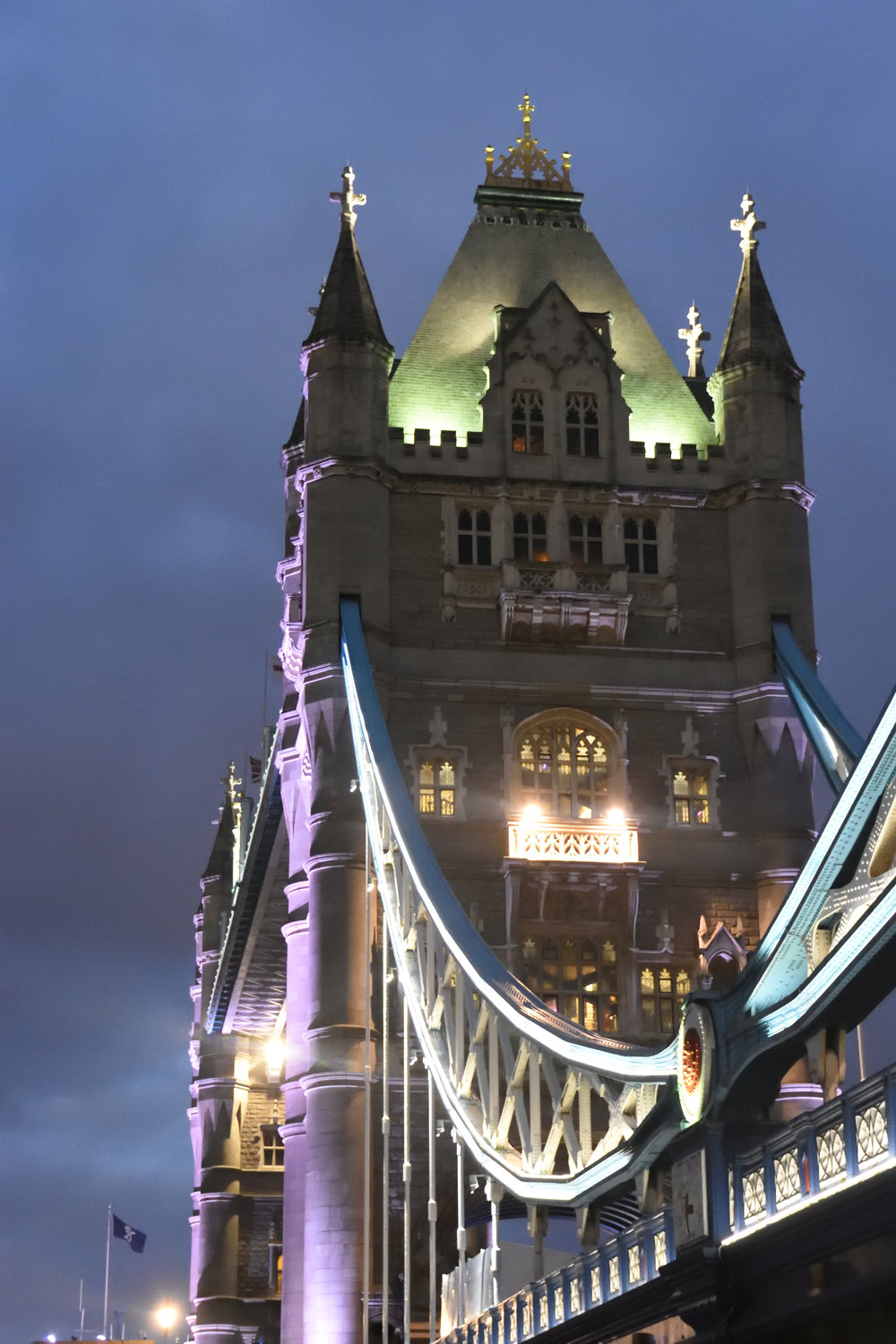Tower Bridge, London 2016