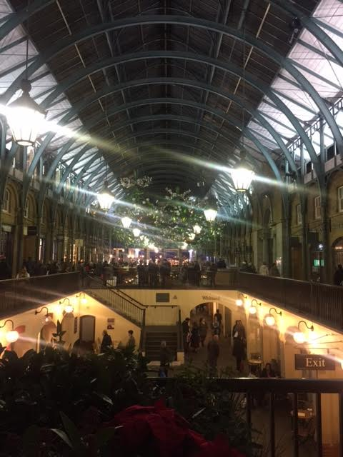 Covent Garden, London 2016