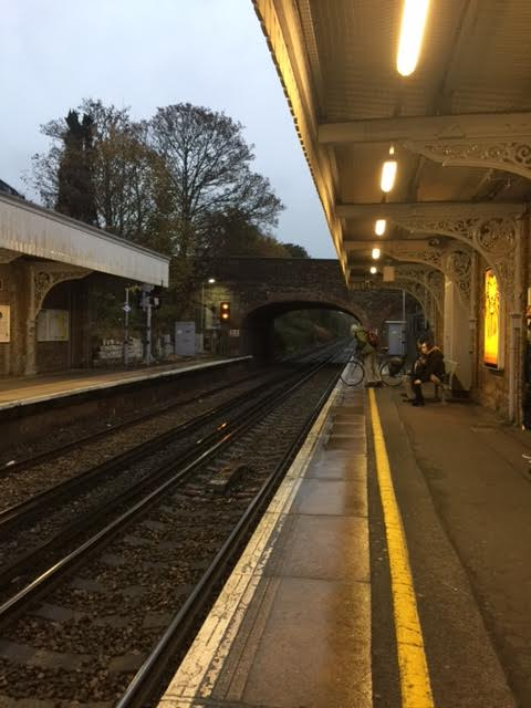 Beckenham Train Station, London 2016