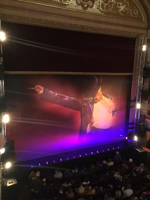 Thriller Musical, London 2016