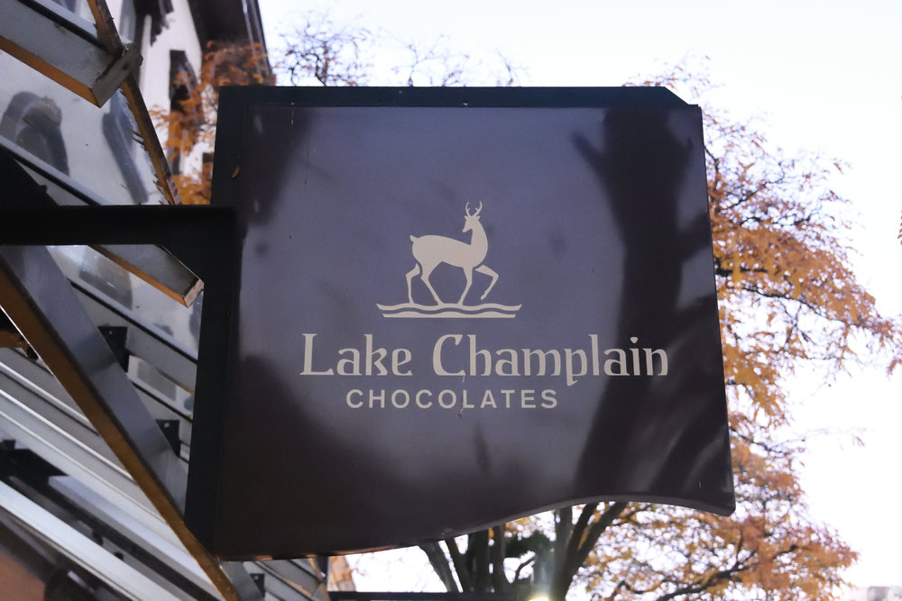 Lake Champlain Chocolates, Burlington 2016