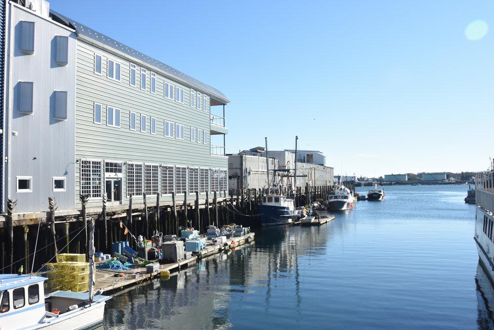 Portland Harbor, ME 2016